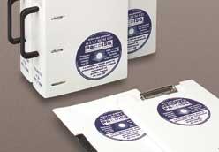 Polypropylen-Koffer und Mappen