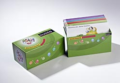 Präsentationskoffer und Verkaufsverpackungen